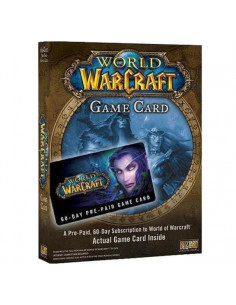 PC - World Warcraft Tarjeta...