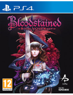 PS4 - Bloodstained: Ritual...