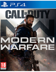 PS4 - Call of Duty: Modern...