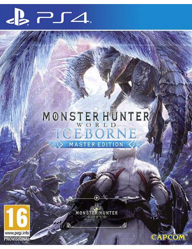 1246-PS4 - Monster Hunter World: Iceborne Master Edition-5055060949368