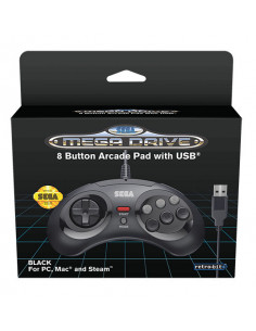 Retro - Mando Sega 8-B...
