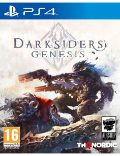 PS4 - Darksiders Genesis