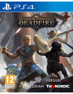 PS4 - Pillars of Eternity...