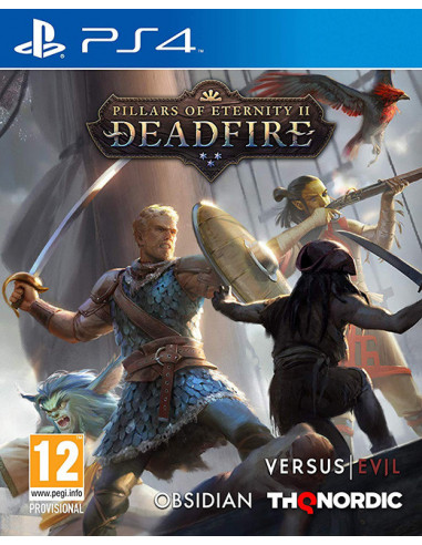 395-PS4 - Pillars of Eternity II: Deadfire-9120080072139