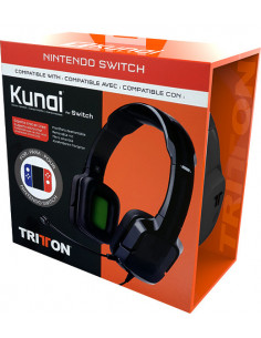Switch - Auriculares...