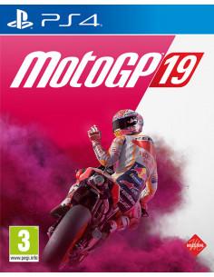 PS4 - MotoGP 19