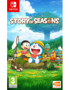 Switch - Doraemon: Story of...