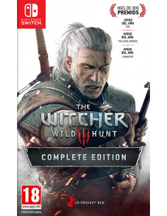 Switch - The Witcher 3:...
