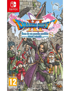 Switch - Dragon Quest XI...