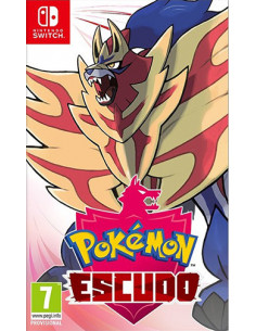 Switch - Pokemon Escudo