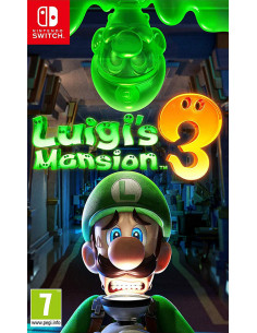 Switch - Luigi's Mansion 3