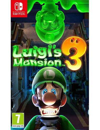 1140-Switch - Luigi's Mansion 3-0045496425289