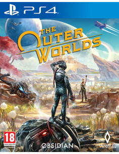 PS4 - The Outer Worlds