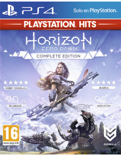 PS4 - Horizon: Zero Dawn...