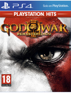 PS4 - God of War III...