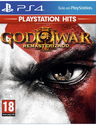 3001-PS4 - God of War III Remastered - PS Hits --0711719993797