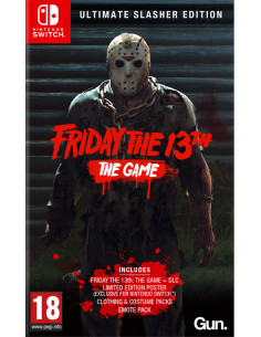 Switch - Friday the 13th El...
