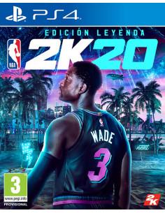 PS4 - NBA 2K20 Edicion...