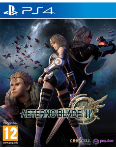 PS4 - Aeternoblade 2