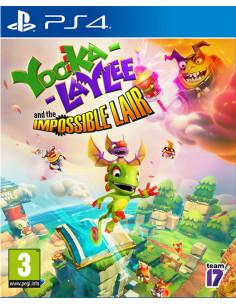 PS4 - Yooka-Laylee y la...