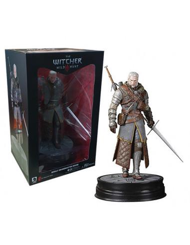 2821-Figuras - Figura Geralt Grandmaster Ursine The Witcher 3-0761568001778