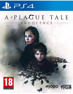 PS4 - A Plague Tale: Innocence
