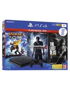 PS4 - PS4 Consola Slim 1TB+...