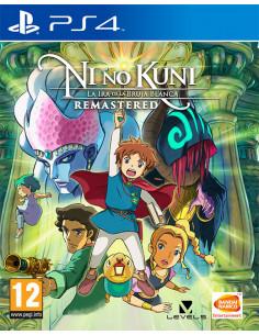 PS4 - Ni No Kuni: La Ira de...