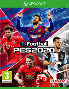 Xbox One - eFootball Pro...