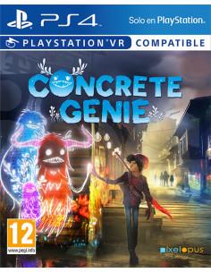 PS4 - Concrete Genie