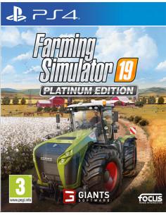 PS4 - Farming Simulator 19...