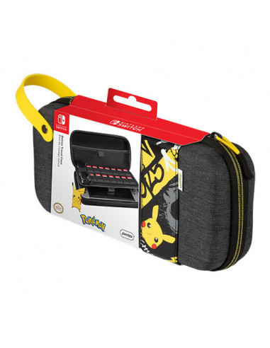 3210-Switch - Funda Travel Case Pikachu Elite-0708056066246