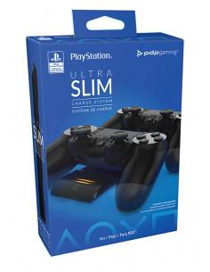 PS4 - Cargador Ultra Slim...