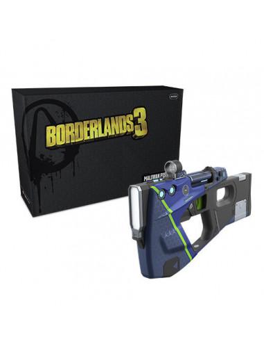 3216-Merchandising - Borderlands 3 Replica Maliwan Pistol Escala 1:1-0708056065379