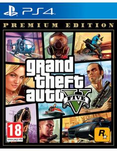 PS4 - Grand Theft Auto V...