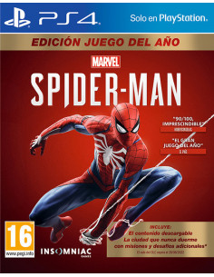 PS4 - Marvel's Spider-Man...