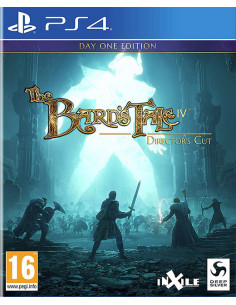 PS4 - The Bard's Tale IV:...