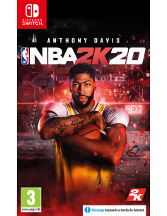 Switch - NBA 2K20
