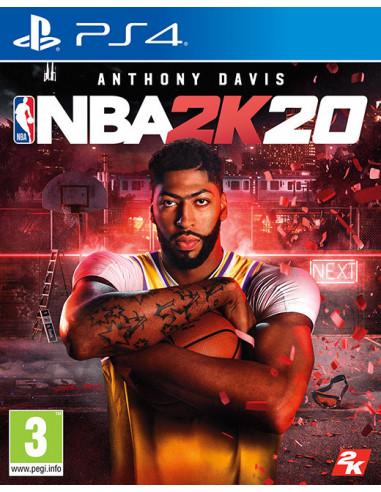 2996-PS4 - NBA 2K20-5026555426367
