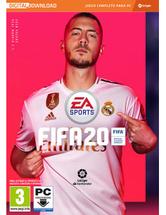 PC - FIFA 20 (Code in Box)