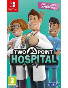 Switch - Two Point Hospital