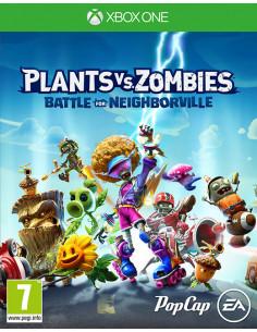 Xbox One - Plants vs...