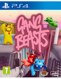 PS4 - Gang Beasts