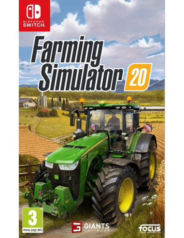 3377-Switch - Farming Simulator 20-3512899122567
