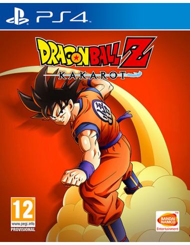 2994-PS4 - Dragon Ball Z Kakarot-3391892005752