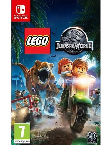 3149-Switch - LEGO: Jurassic World-5051893239713