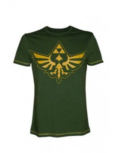 Apparel - Camiseta Verde...