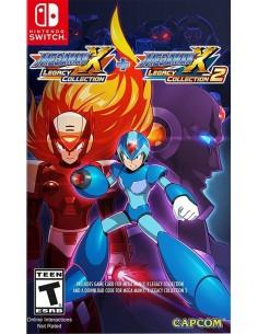 Switch - Mega Man X Legacy...