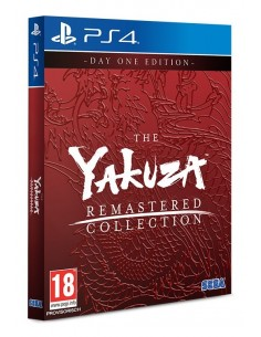 PS4 - The Yakuza Remastered...