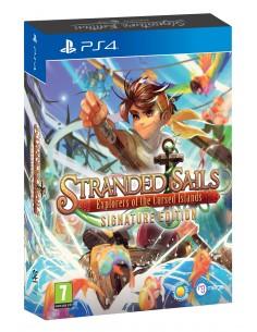 PS4 - Stranded Sails...